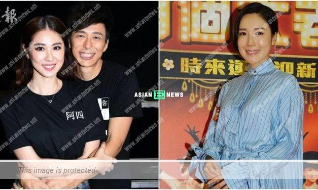 Selena Lee clarifies she remains friends with her old love, Patrick Tang