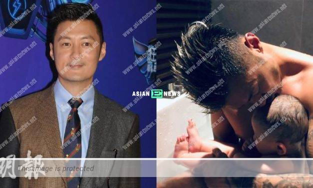 Shawn Yue prefers to film series in Hong Kong as his son is his top priority