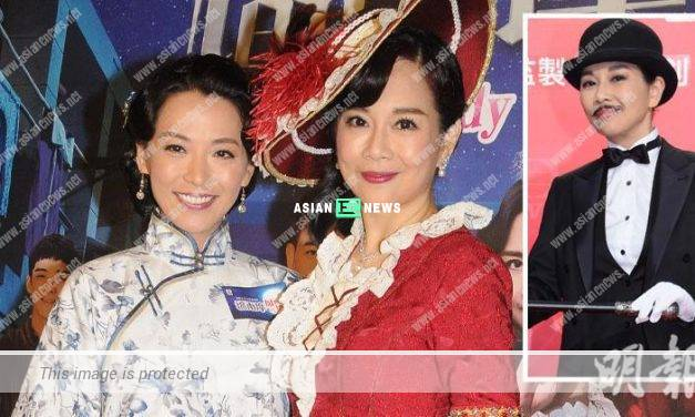 Alice Chan praises Adia Chan looks handsome when acting as a man
