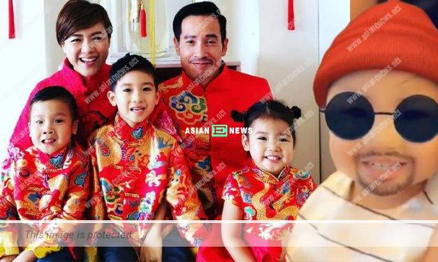 "Aimee Chan has a third son called ""Camillo""?"