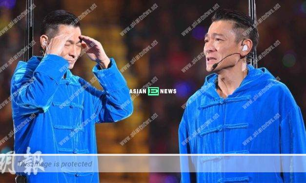 Andy Lau promises to make up to his fans who reject the ticket refund