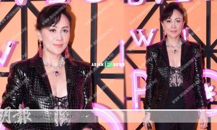 Carina Lau is unhappy when Tony Leung has long holidays?