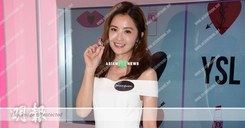 Charlene Choi tries to lose weight after eating too much during festive season