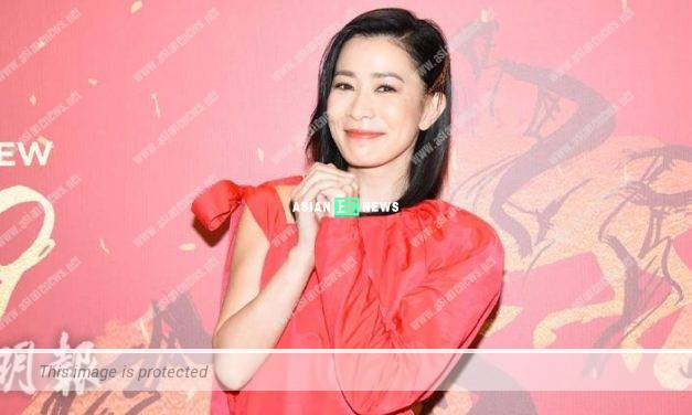 Charmaine Sheh borrows money from the crew team to hold a lucky draw