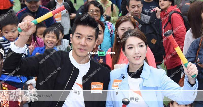 Christine Kuo feels envy of Chris Lai and is trying hard for a baby