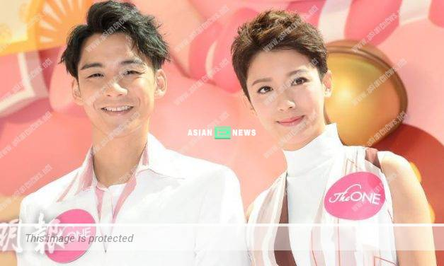 Sisley Choi feels happy when Dickson Yu sings love song
