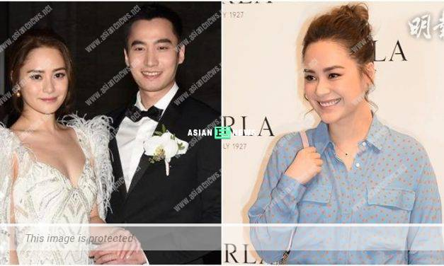 Gillian Chung sleeps in the toilet after eating medicine and drinking champagne