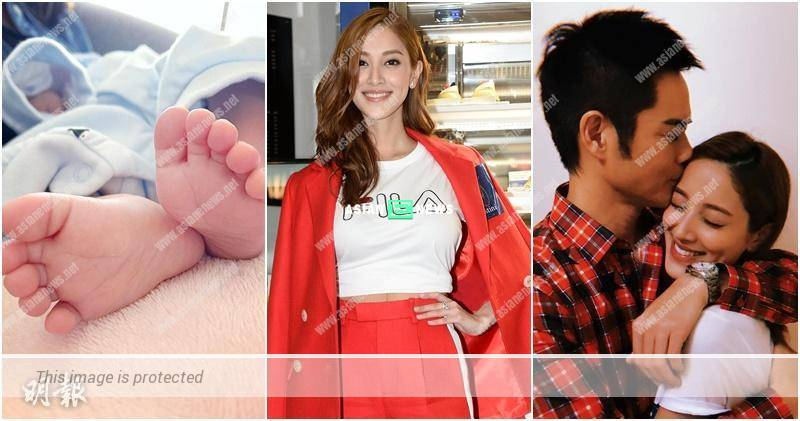 Grace Chan does not feel jealous when Kevin Cheng dotes on their son