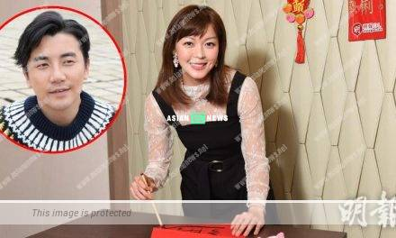Inez Leong emphasises Tony Hung and she are financially independent