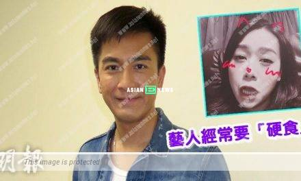 Kenneth Ma defends Jacqueline Wong who is pointed arrogant