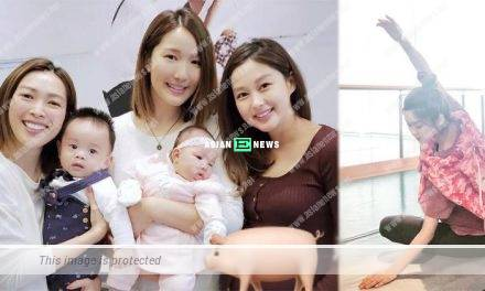 Eliza Sam finally gains weight; Leanne Li looks forward to see her baby