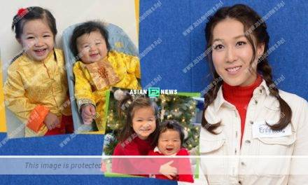 "Linda Chung becomes a ""superwoman"" for her family; She has no intention to make a comeback"