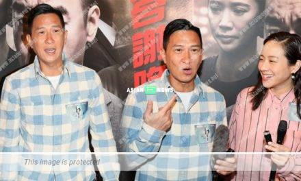 """Nick Cheung calls himself a """"drug dealer"""" from Golden Triangle"""