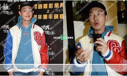 Oscar Leung changes his Chinese name and is made fun by netizens
