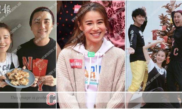 Priscilla Wong has her baby plan? She urges Tony Hung to get married
