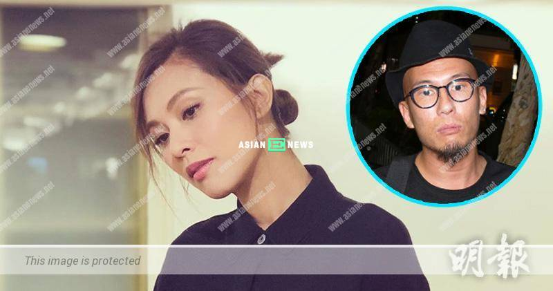 Queenie Chu ended the relationship as Eddie Peng disappeared frequently
