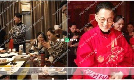 Raymond Lam and Carina Zhang celebrate Chinese New Year in his hometown
