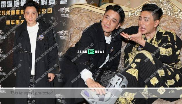Raymond Lam is rumoured to get married? Ron Ng points he is a secretive person