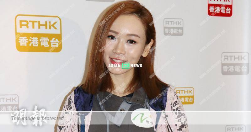 Shirley Yeung maintains good relationship with TVB and hopes to work together again