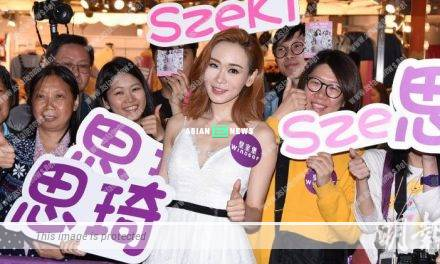 Shirley Yeung decides to become a singer in 2019