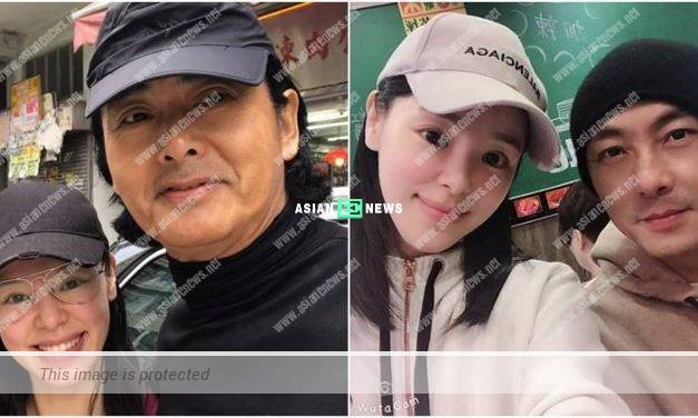 Zoie Tam bumps into Chow Yun Fat after Dicky Cheung