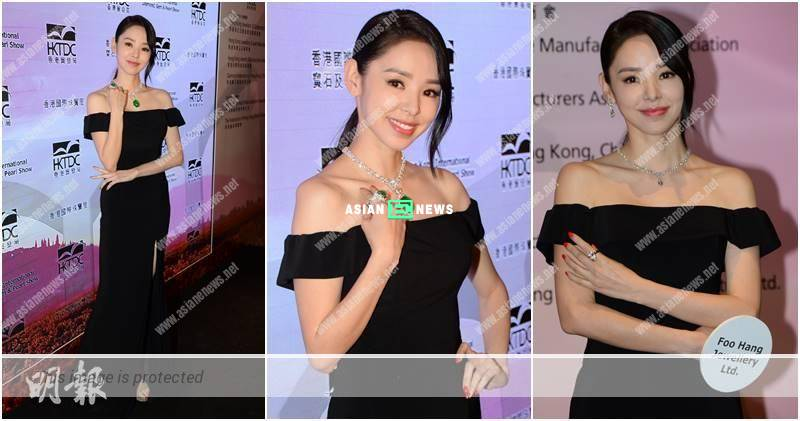 Zoie Tam feels a sense of achievement when buying jewellery by herself
