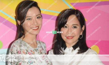 Adia Chan comments Alice Chan is underweight when carrying her