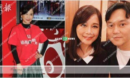 Adia Chan looks forward to work together with Julian Cheung again