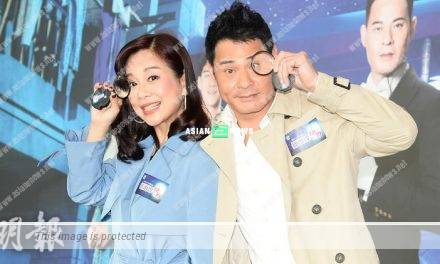 Adia Chan expresses her desire to film Hong Kong drama again