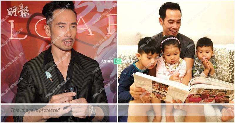 Moses Chan praises his wife, Aimee Chan is a capable woman