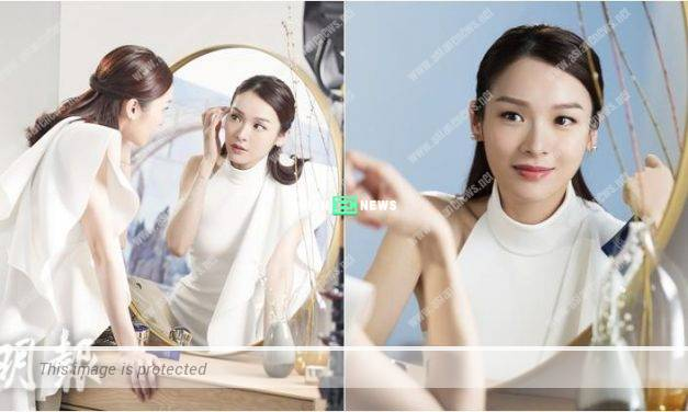 Ali Lee reveals her beauty secret and shoots a skincare advertisement