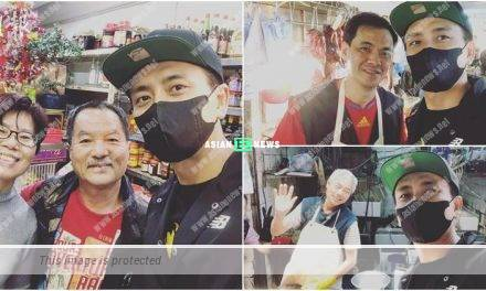 Bosco Wong grows up in Sha Kok Estate and sees his old neighbours