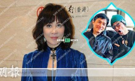 Carina Lau expresses her desire to try backend operations