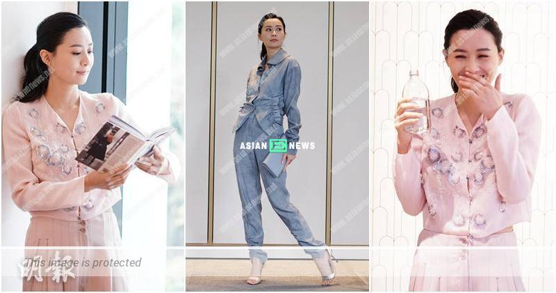 Fala Chen admits she is a nerd and does not mind lengthy dialogues