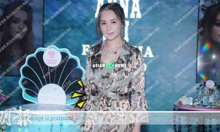 Gillian Chung denies she is pregnant: I look fat and swollen