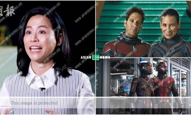 Jessica Hsuan transforms into a fan upon seeing American actor, Paul Rudd