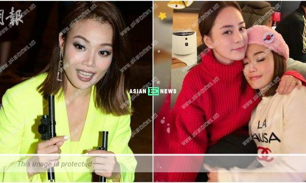 Gillian Chung helps Joey Yung to pray marriage; She said she takes it easy