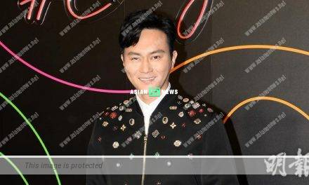Julian Cheung buys branded paintings: I have good taste
