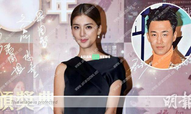 Karena Ng and her old love, Raymond Lam do not keep in contact