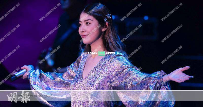 Kelly Chen's concert ticket is increased to $8000 in Macau