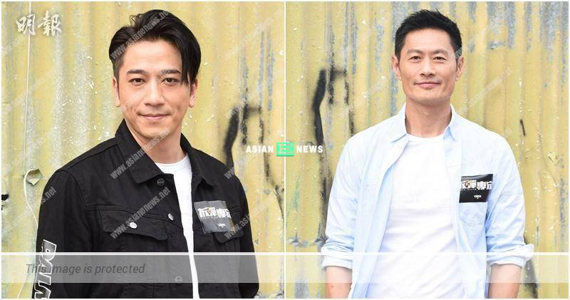 Accidentally hurting Chow Yun Fat? Kenny Wong is willing to be punished
