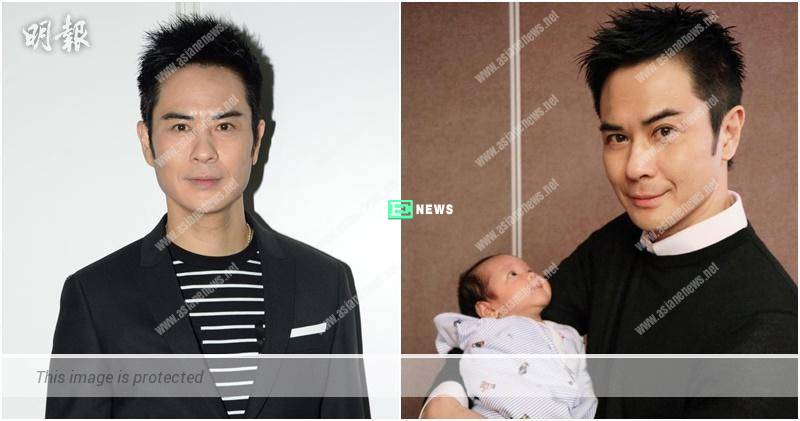 """Kevin Cheng misses his son, Rafael and he treats him to """"tea"""""""