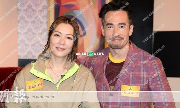 Moses Chan is not afraid of cold weather; Kristal Tin lives happily everyday