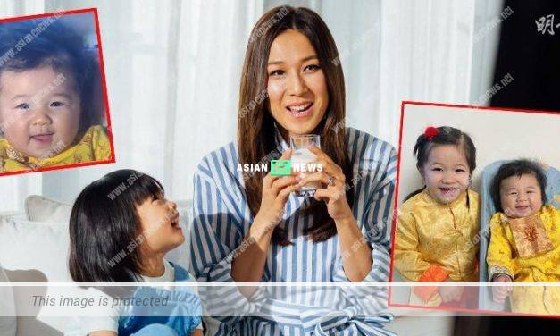Linda Chung composes a song and the inspiration comes from her daughter