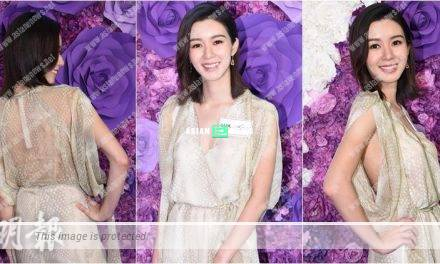Louisa Mak reveals her future boyfriend must be better looking than her old love
