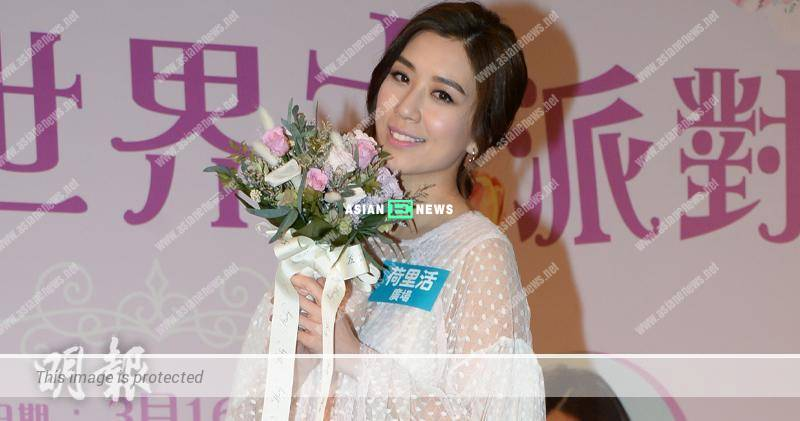 Mandy Wong has marriage thought? She wishes to hold her wedding at the sea