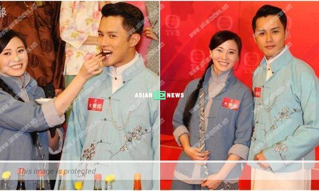 Rebecca Zhu and Matthew Ho play a bickering couple in new drama