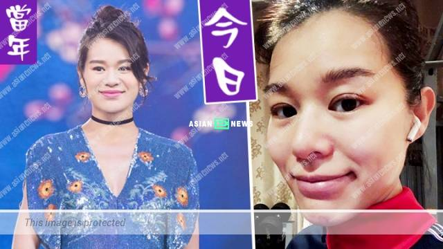 Expecting Myolie Wu continues to exercise; Her nose becomes big again