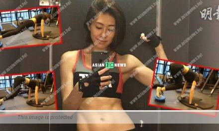Nancy Wu continues her training and prepares for better developments