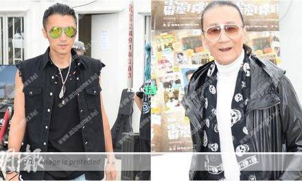 Nicholas Tse performs in Hong Kong; Patrick Tse wants to sing on the stage